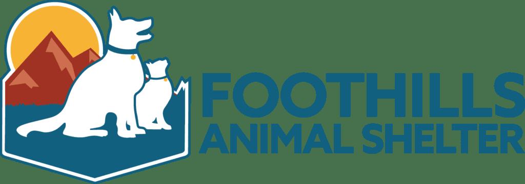 Foothills Animal Shelter Logo